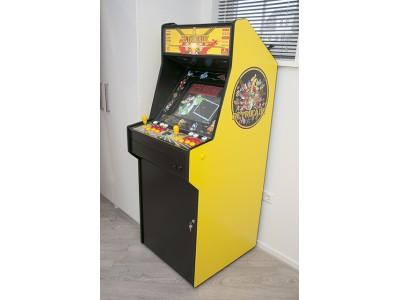 Arcadewinkelnl Retrocade Hyperspin Arcadekast Van Peter