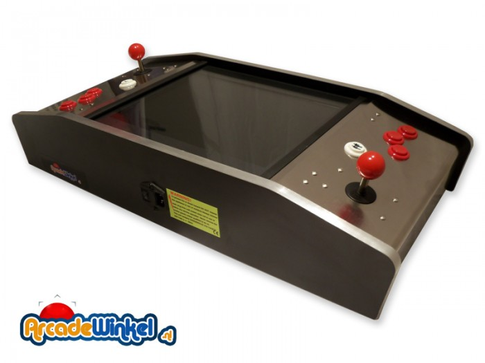 ... Cocktail Arcade Cabinet With 60 Games ...