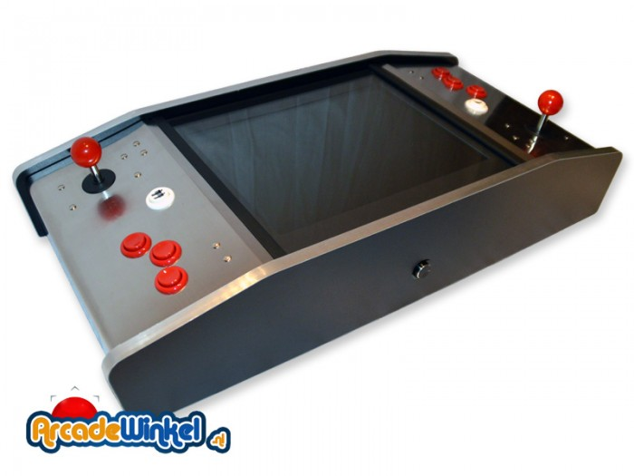 Cocktail Arcade Cabinet With 60 Games Sold Out