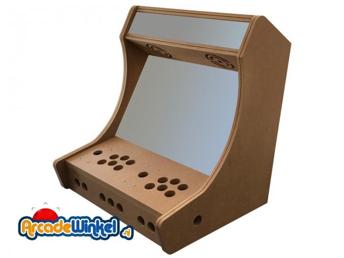Bartop Arcade Cabinet Flatpack Kit 2 Players