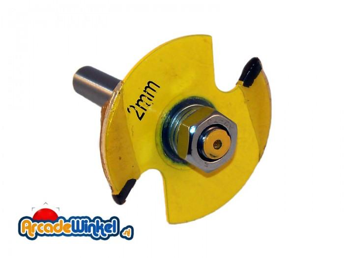 Slot cutter kit T-molding