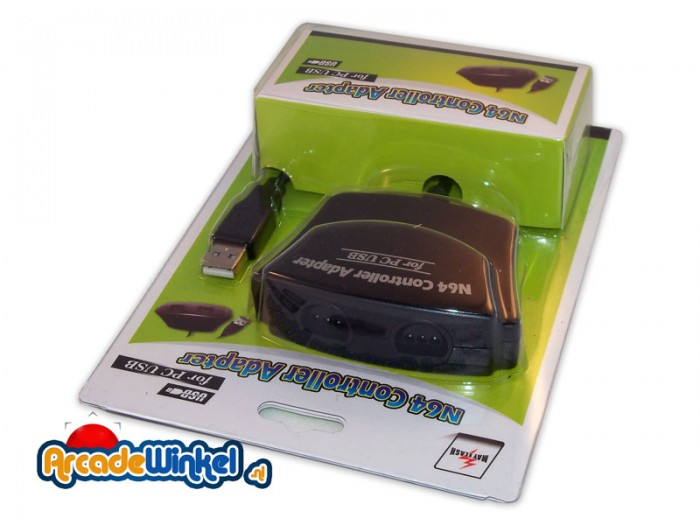 NEW DRIVER: MAYFLASH N64 CONTROLLER ADAPTER