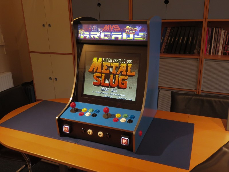 Arcadewinkelnl Build Log Retropie Pi 2b Arcade Cabinet