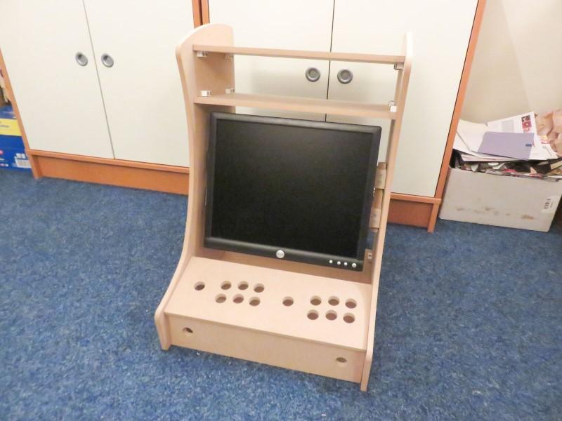 Arcadewinkelnl Build Log Retropie Pi 2b Arcade Cabinet
