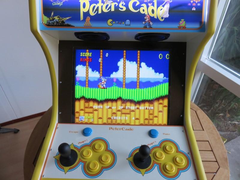Arcadewinkelnl Arcade Kast Van Peter Petercade
