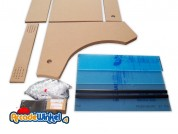 Bartop arcade cabinet kit - 2 players