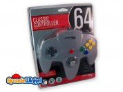Retro N64-look usb controller