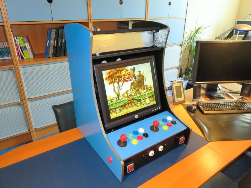 How to build a retropie arcade